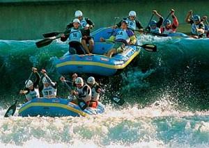 Kayaking и Rafting на Алтае 2