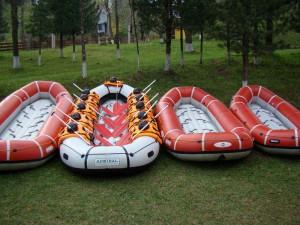 Kayaking и Rafting на Алтае 4
