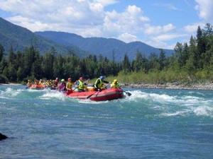 Kayaking и Rafting на Алтае 6