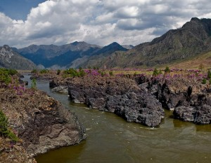 Озера Чемальского района