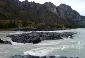 Пещеры Чемальского района, Горный Алтай