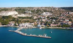 Пляжные курорты Болгарии