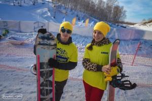 Фестиваль сноуборда в Омске