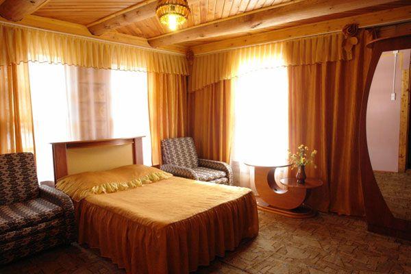 Гостиница артыбаш (горный алтай, телецкое озеро)