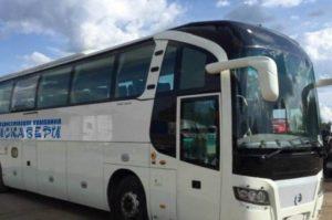 Автобус на Алтай! Компания Дискавери