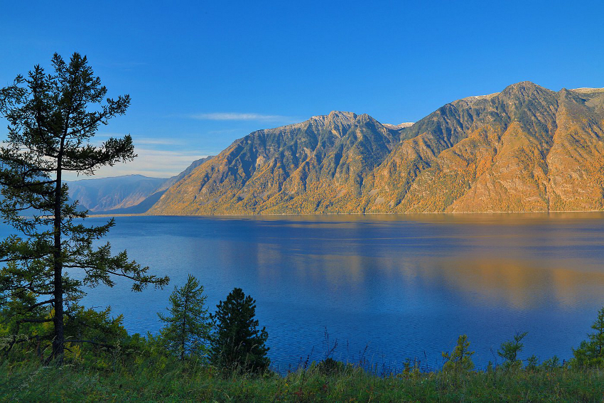 Тур на Телецкое озеро