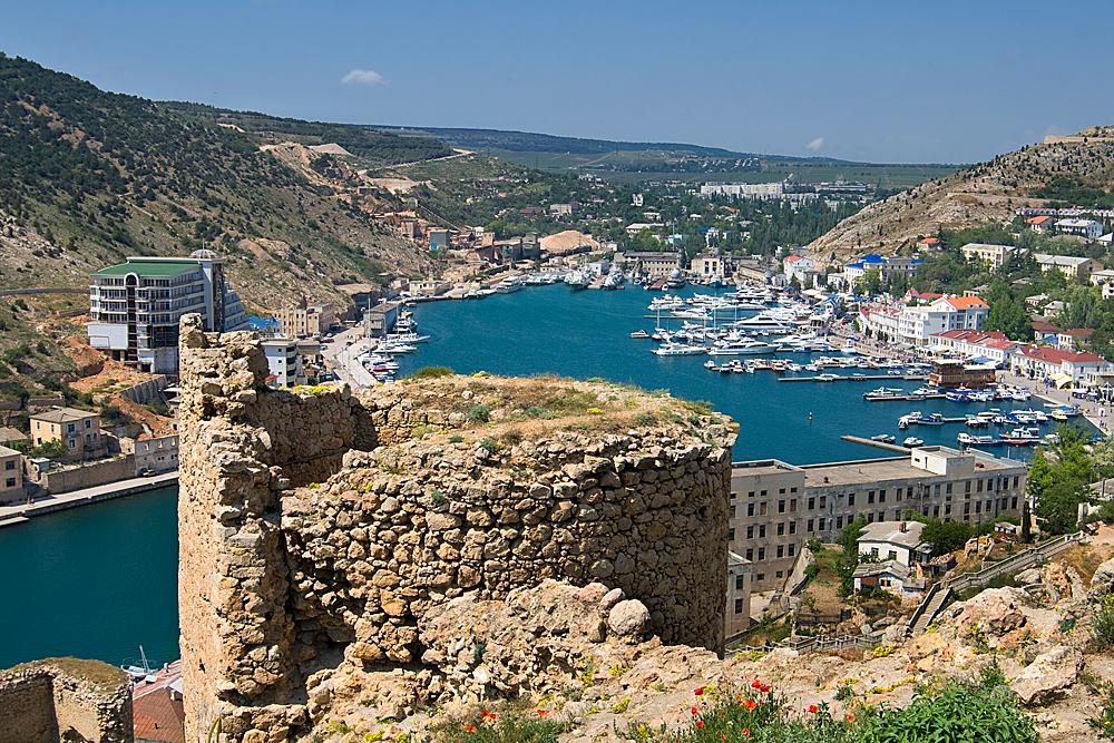 Лучшие места для отдыха с детьми в Крыму