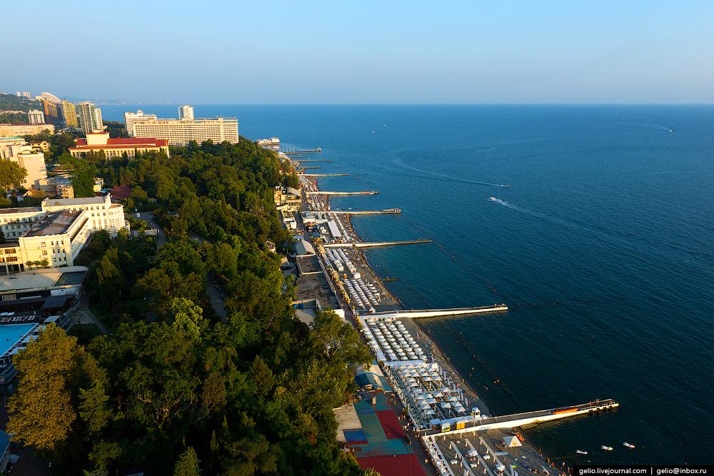 Лучшие отели в Сочи для отдыха с детьми
