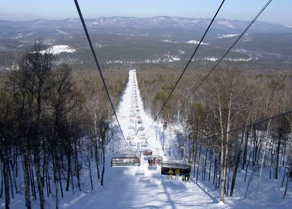 топ горнолыжных курортов России по версии Дискавери